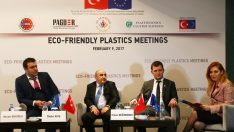 Turkish plastics industrialists are in the European arena