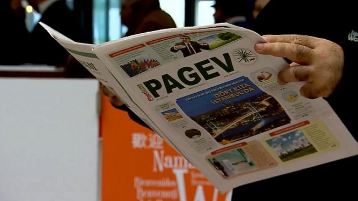 PAGEV Turkish Plastic Industry Foundation (Video)