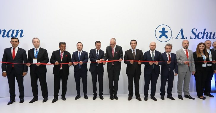 US-based compounder opened factory in Turkey