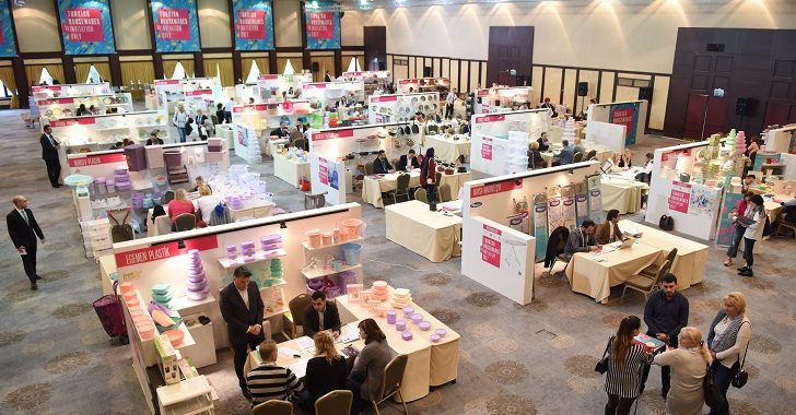 EVSID entertained buyers from 28 countries in Istanbul