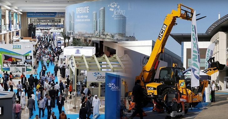 Turkish plastics construction companies meet with you at The Big 5