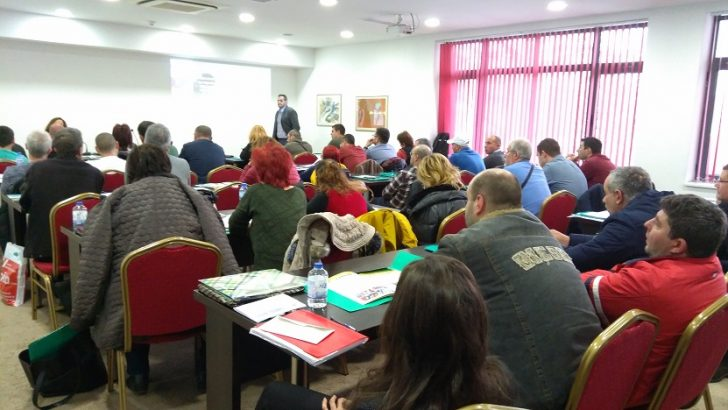 Ege Consultancy continue technical plastic trainings