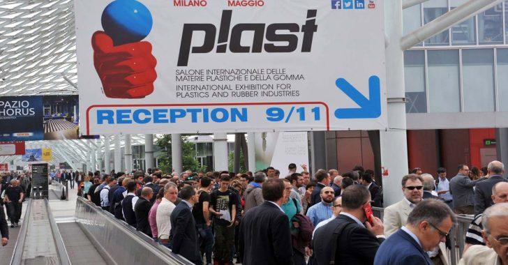 Turkish plastic companies in Plast 2018