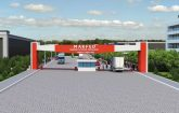 1-million square meter land for machine manufacturers