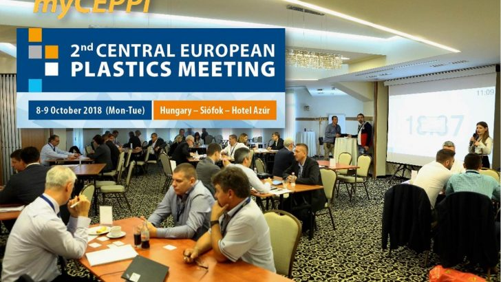 Central Europe's biggest plastics industry meeting in Hungary