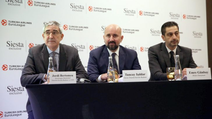 Euroleague Final Four sponsored by the plastics industry