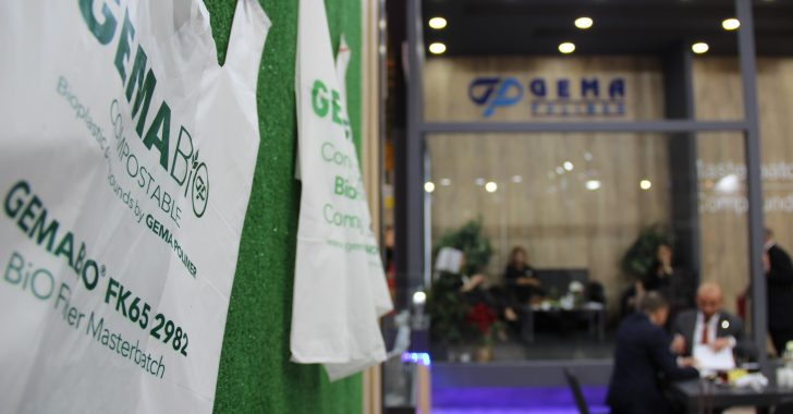 GEMABiO started to manufacture compostable products