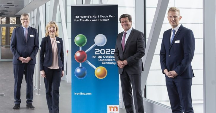Advisory board of K 2022 has met for the first time