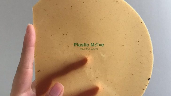 5 billion discarded breads recycled into plastics