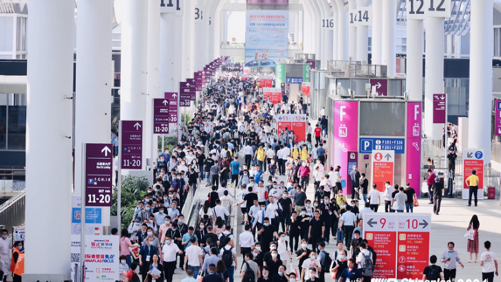 Chinaplas 2021 concluded with a huge success